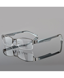 BELMON Silver Grey Optical Frame