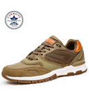 Brown Breathable Running Sport Shoes