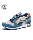 CONMEIVE Blue Outdoor Flat Sports Running Shoes