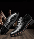 COSIDRAM Luxury Division Leather Business Mens Shoes