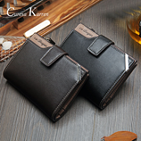 Curesa Karren Mens Cow Leather Wallet