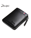 Deelfel Leather Coin Purse Pocket Wallet