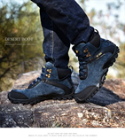 HOBIBEAR Waterproof  Warm Cotton Ankle Hiking Boots