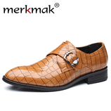 Merkmak Handmade Oxford Leather Shoes