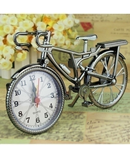 Pack of 2 Arabic Numeral Retro Bicycle Alarm Clock