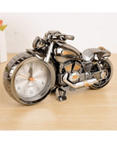 Pack of 2 Motorcycle Design Alarm Clock