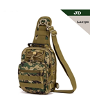 SINAIRSOFT Camouflage Green Tactical Bag Molle Hiking