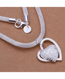 Silver Plated Fashion Jewelry Necklace pendants KDN270