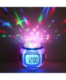 Sky Star Children Baby Room Night Light Projector Alarm