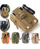 Tactical Holster Belt Waist Phone Case AT-491