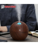 USB Aroma Ultrasonic Mist Air Purifier Humidifier