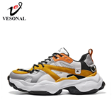 VESONAL Thick sole Classic Breathable Sneakers