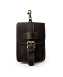 Vintage Leather Waist Bag AT-4891